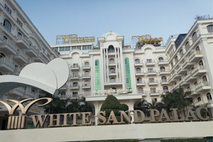 柬埔寨白沙皇宫大酒店