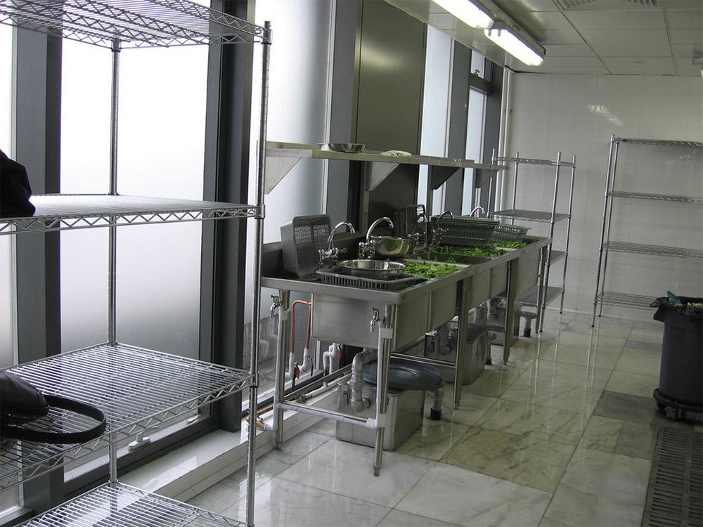 商用厨房设备安装