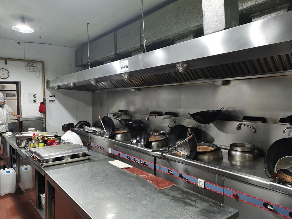 万科第五食堂厨房设备