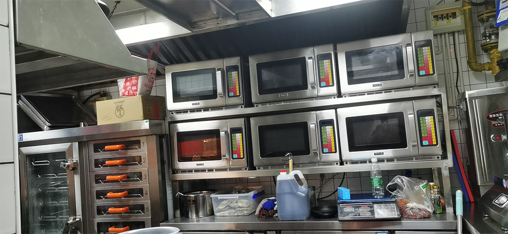 小型连锁餐饮店厨房设备
