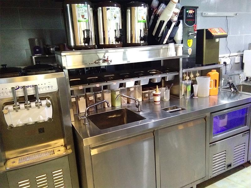 奶茶店厨房设备