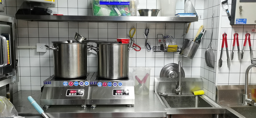 快餐店厨房设备