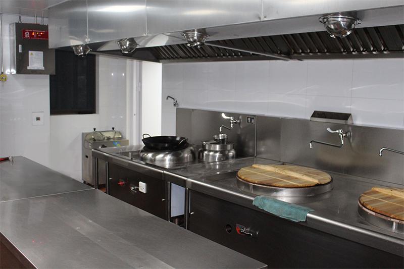 面馆厨房设备
